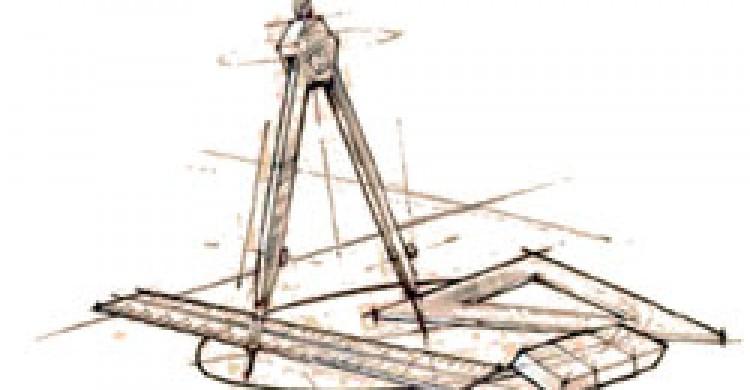 Geometria de la sacru la profan